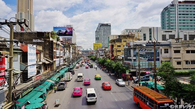 タイ・バンコクの風景