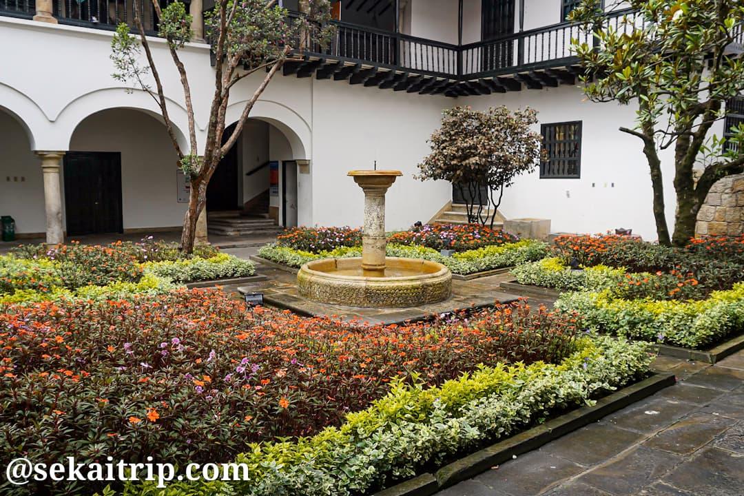 コロンビア・ボゴタの貨幣博物館(Casa de Moneda)