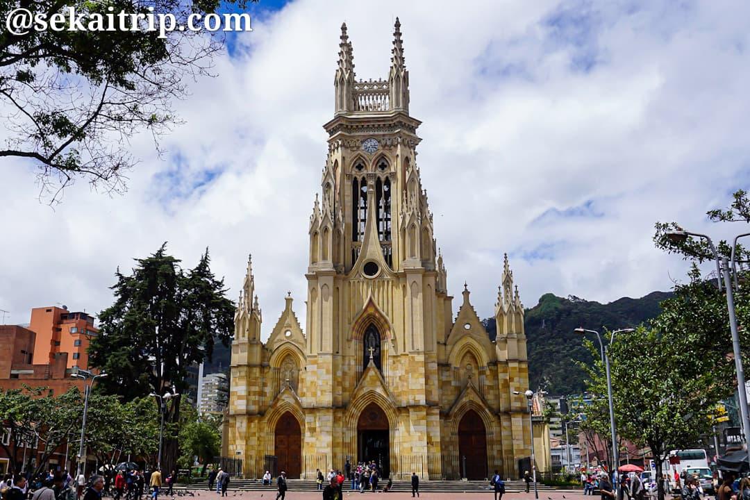 コロンビア・ボゴタのルルドの聖母教会(Nuestra Señora de Lourdes)