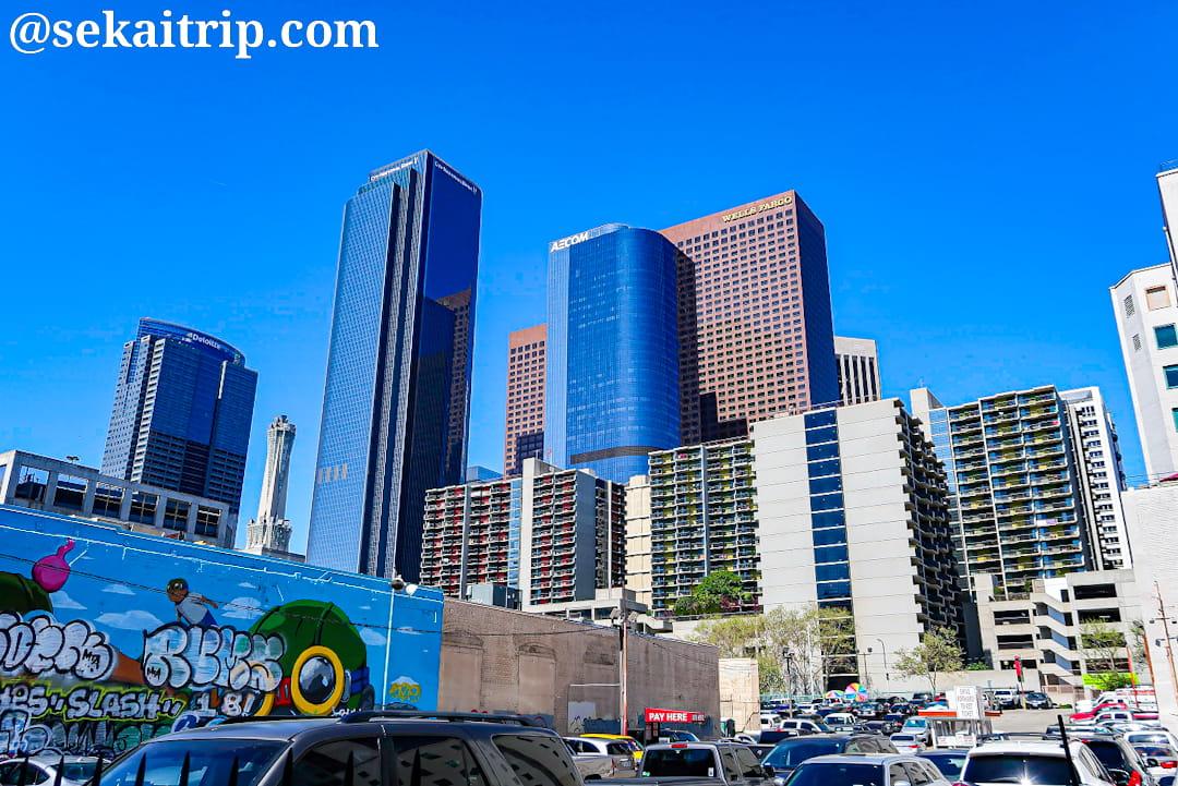 物価や街並みなど8項目を評価!ロサンゼルスの旅カルテ