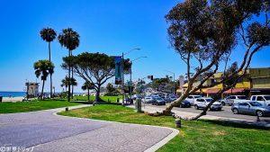 ロサンゼルス近郊のラグナビーチ