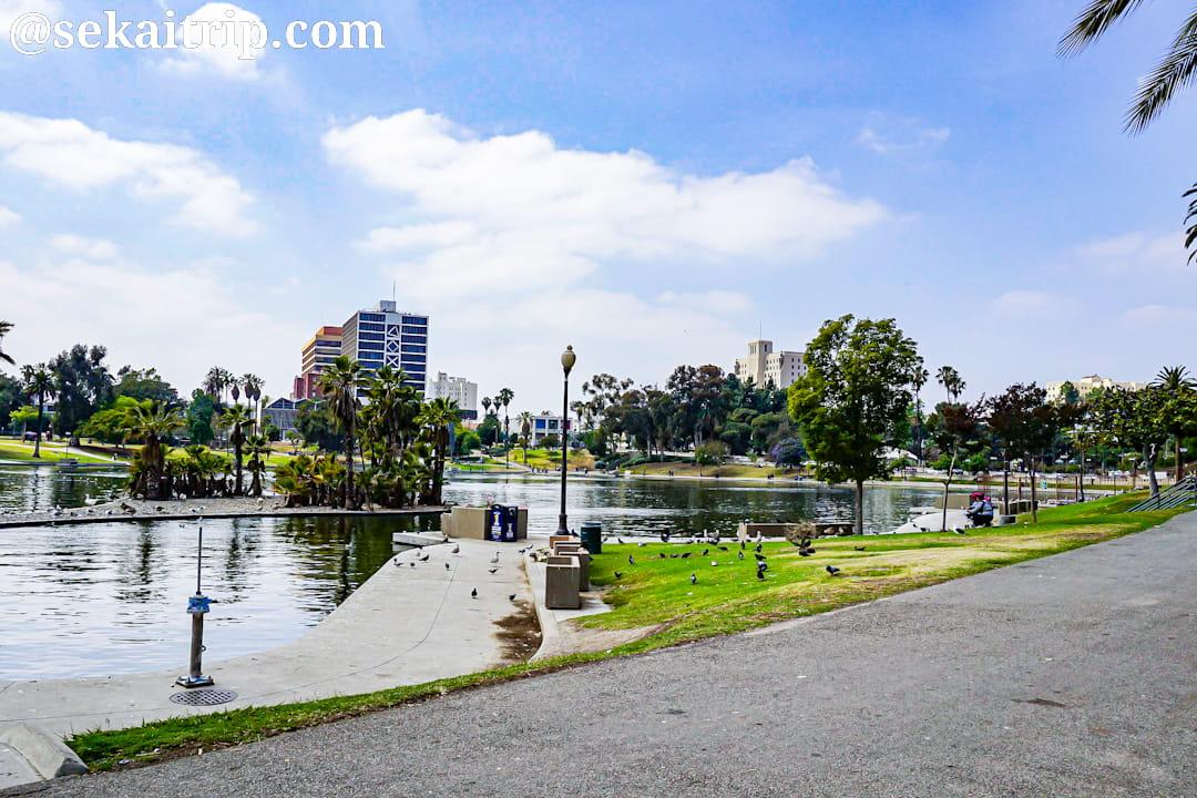 ロサンゼルスのマッカーサーパーク