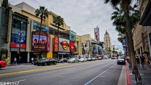 ロサンゼルス・ハリウッド(ハイランド)