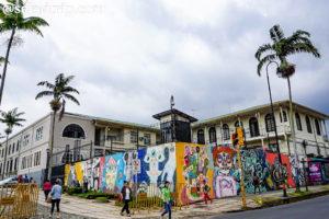 サンホセにあるコスタリカ立法議会(Asamblea Legislativa de la República de Costa Rica)