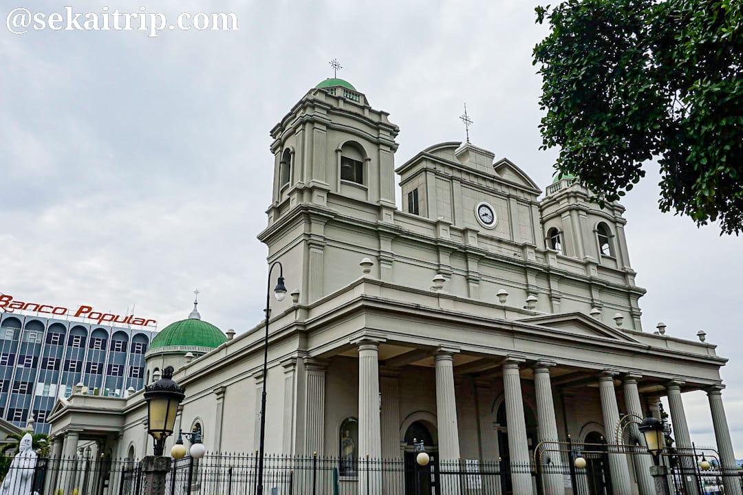 コスタリカ・サンホセのメトロポリタン大聖堂(Catedral Metropolitana)