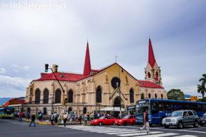 コスタリカ・サンホセのメルセー教会(Iglesia Nuestra Señora de la Merced)