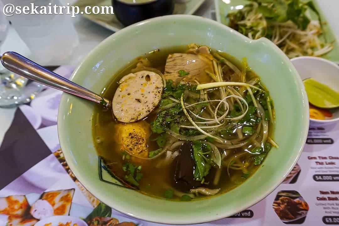 ベトナム・ホーチミンで食べたフォー