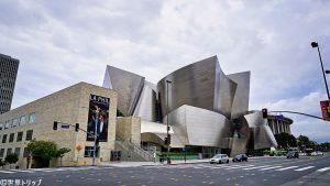 ロサンゼルスのウォルト・ディズニー・コンサートホール