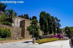マラガ砦(Alcazaba de Malaga)