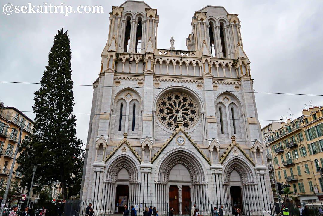 ニース・ノートルダム寺院(Basilique Notre-Dame de Nice)
