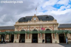ニース・ヴィル駅(Gare de Nice-Ville)