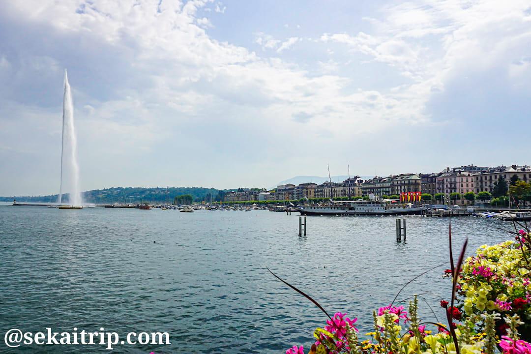 旧市街やレマン湖が最大の見所!ジュネーブのおすすめ観光地14選