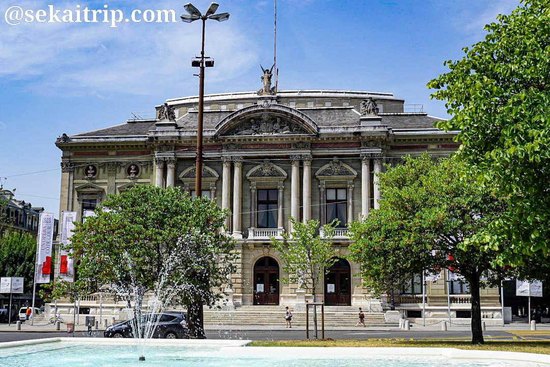 ジュネーブ大劇場(Grand Théâtre de Genève)