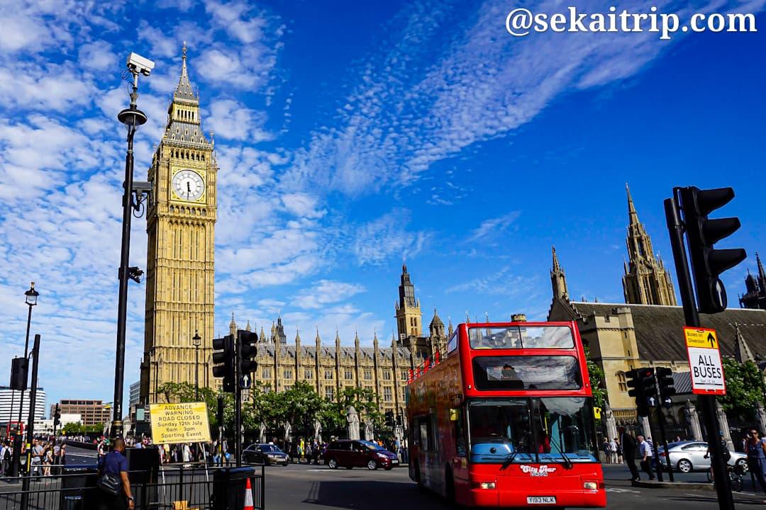 ロンドンのビッグ・ベン(Big Ben)