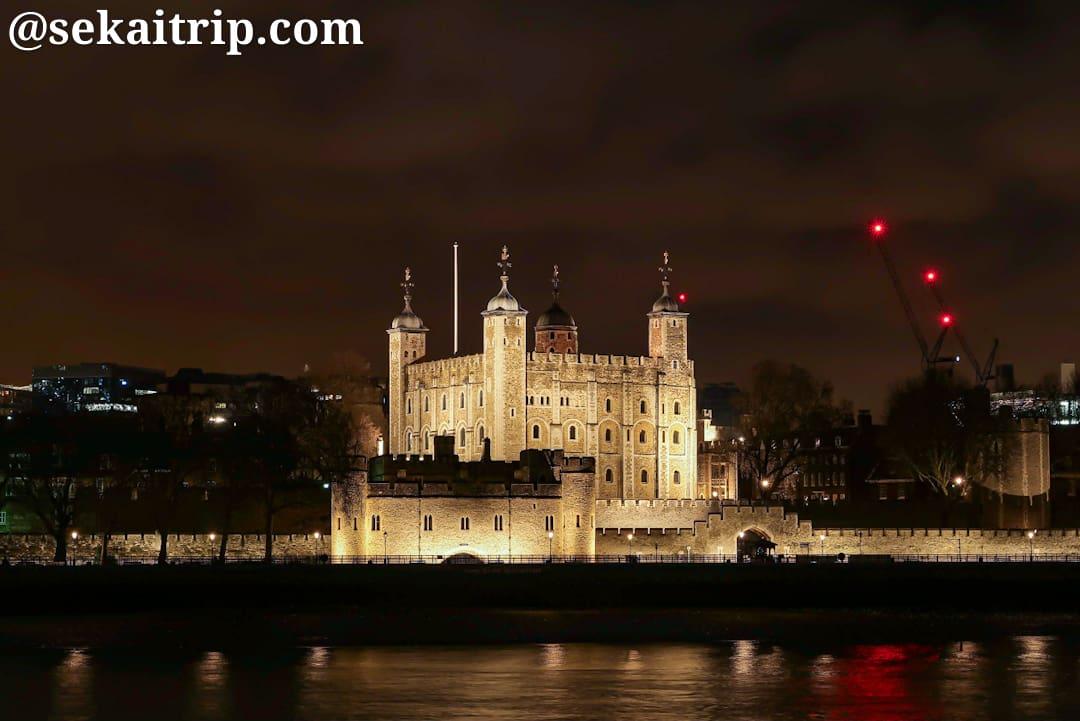 タワー・オブ・ロンドン(Tower of London)