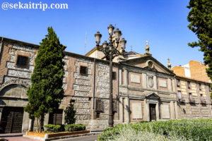 マドリードのデスカルサス・レアレス修道院(Monasterio de las Descalzas Reales)