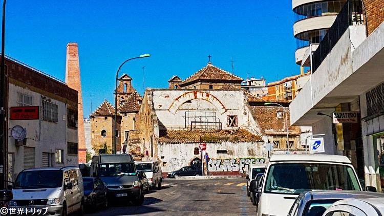 ヌエストラ・セニョーラ・デル・カルメン教会(Iglesia de Nuestra Senora del Carmen)