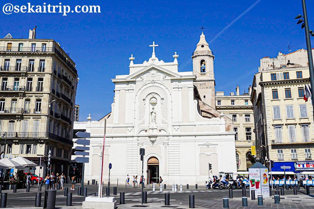 マルセイユのサン・フェレオル教会(Église Saint-Ferréol)