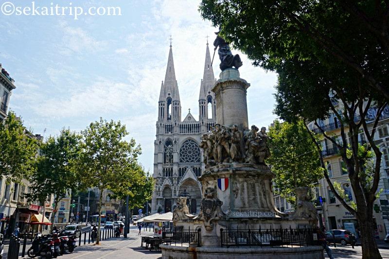 マルセイユのサン・ヴァンサン・ドゥ・ポール教会(Église Saint-Vincent de Paul)