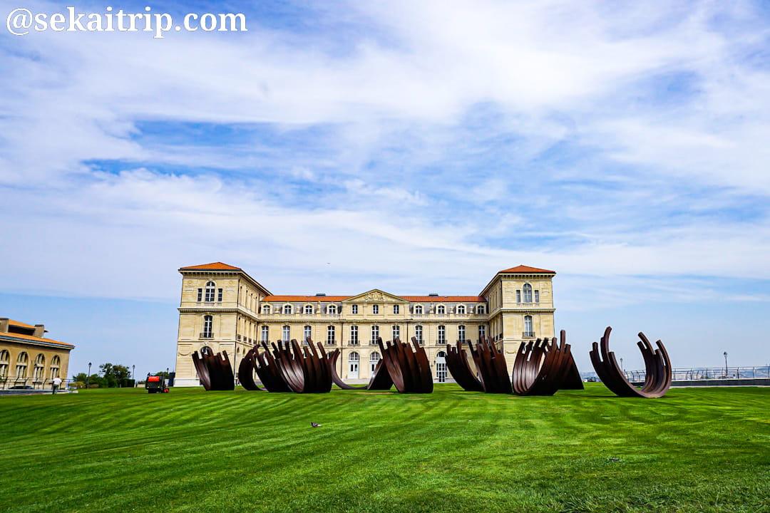 マルセイユのファロ宮殿(Palais du Pharo)