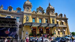 モナコのカジノ・ド・モンテカルロ(Casino de Monte-Carlo)