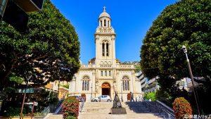 モナコの聖チャールズ教会(Église Saint-Charles de Monte-Carlo)