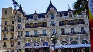 モナコのオテル・ド・パリ・モンテカルロ(Hôtel de Paris Monte-Carlo)