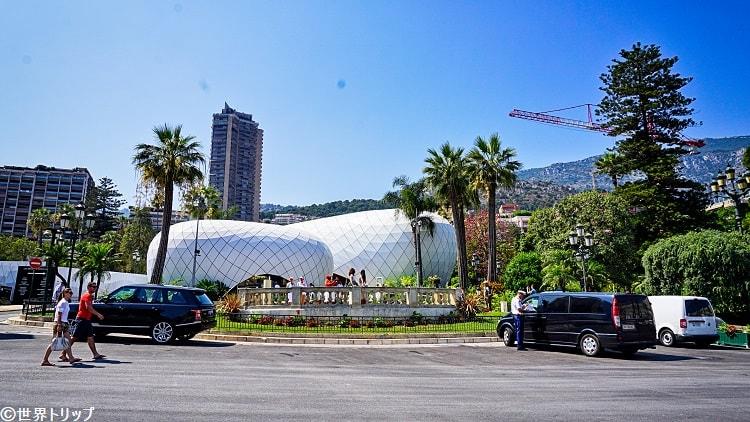モナコのパビリオン・モンテカルロ(Pavillions de Monte-Carlo)