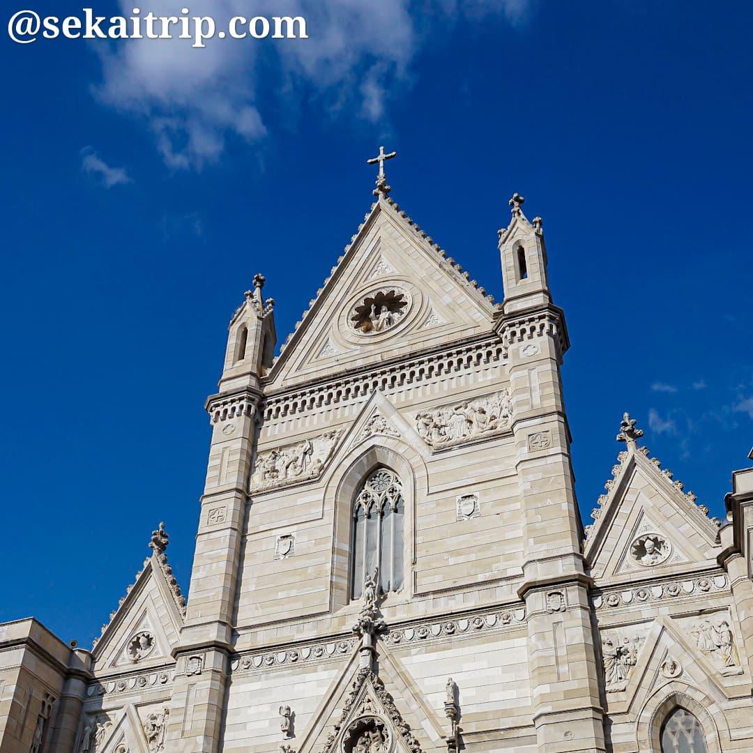ナポリのドゥオーモ(Duomo)
