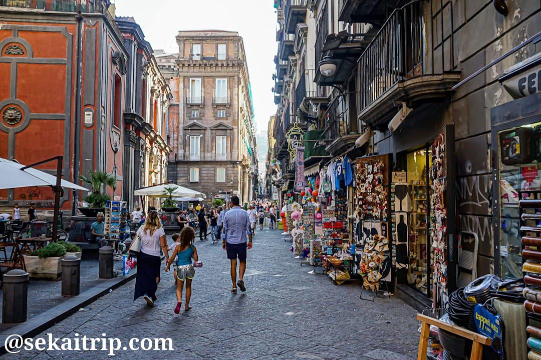 スパッカ・ナポリ(Spacca Napoli)