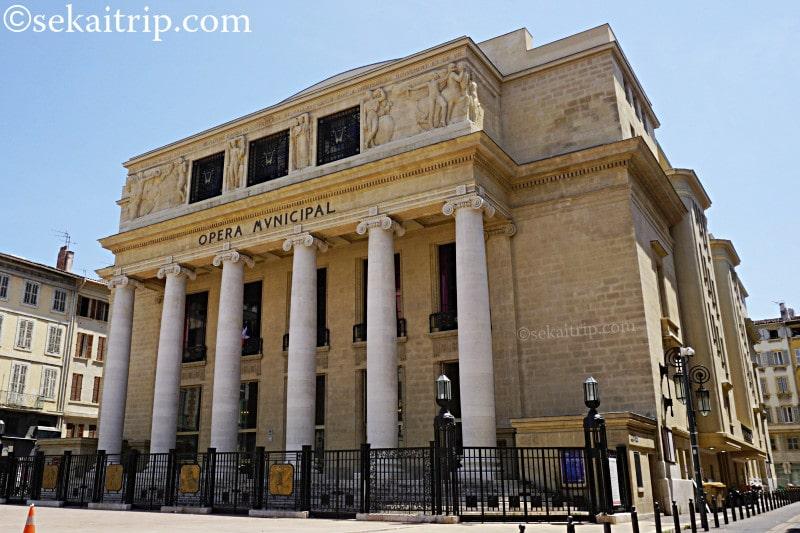 マルセイユのオペラ座(Opéra de Marseille)