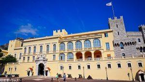 モナコの大公宮殿(Palais Princier de Monaco)