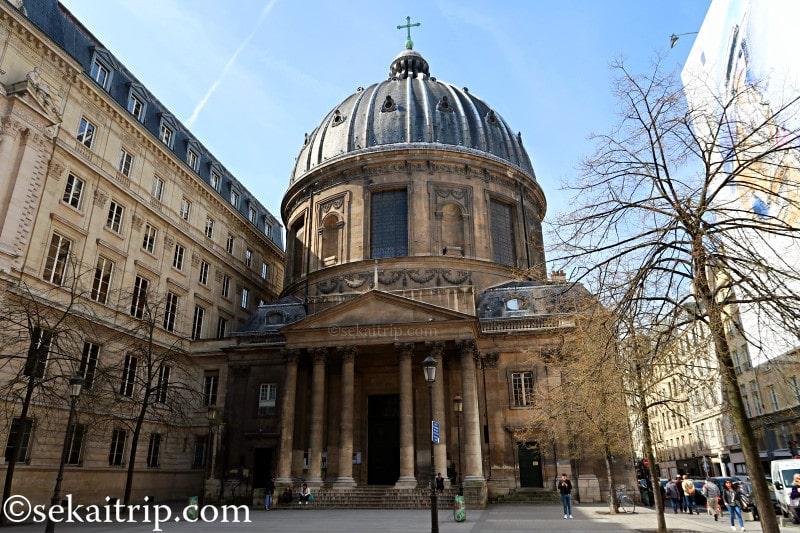 パリのノートルダム・ドゥ・ラソンプシオン教会(Église Notre-Dame-de-l'Assomption)
