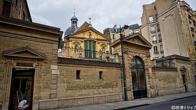 パリのサン・ジョセフ・デ・カルム教会(Église Saint-Joseph des Carmes)