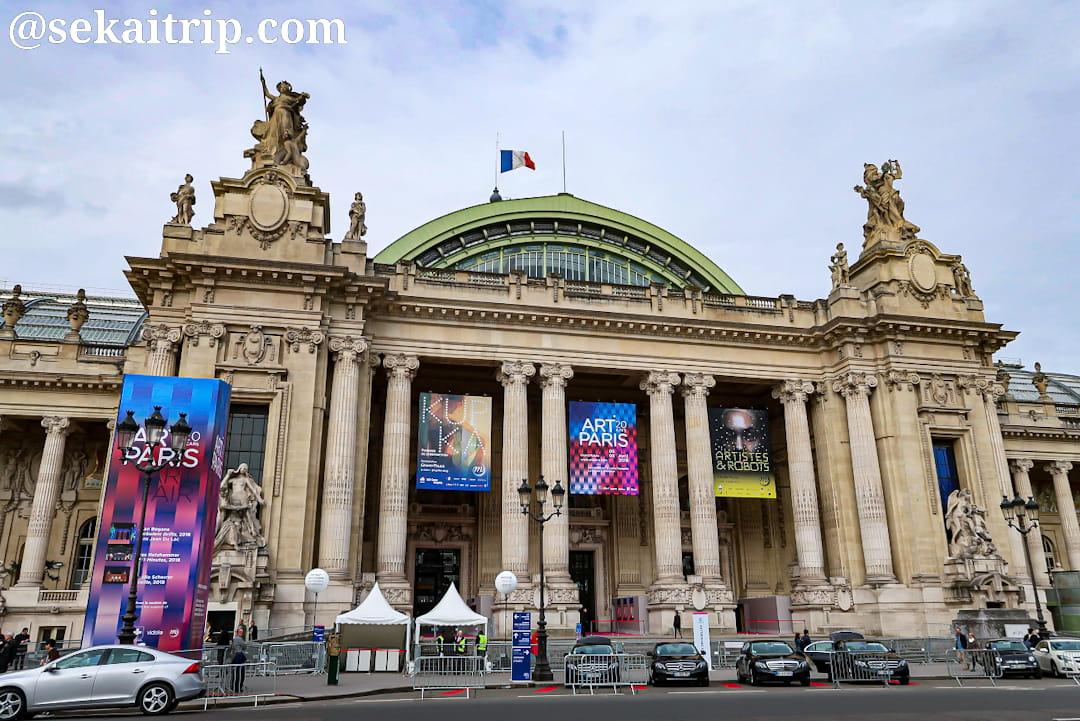 パリのグラン・パレ(Grand Palais)