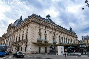 パリのオルセー美術館(Musée d'Orsay)