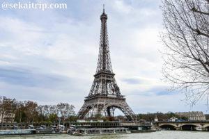 パリのエッフェル塔(Tour Eiffel)