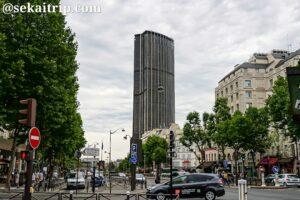 パリのモンパルナス・タワー(Tour Montparnasse)