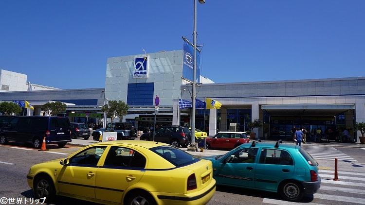 ギリシャ・アテネ国際空港