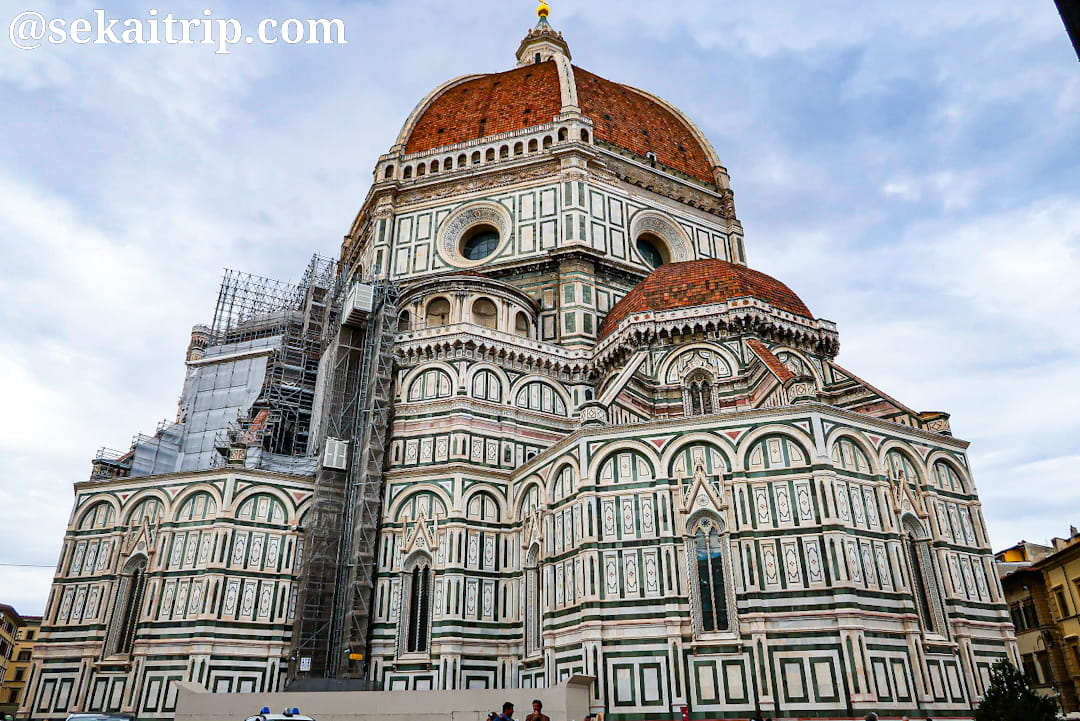 フィレンツェの世界遺産まとめ!歴史地区で見逃せない観光地とは?
