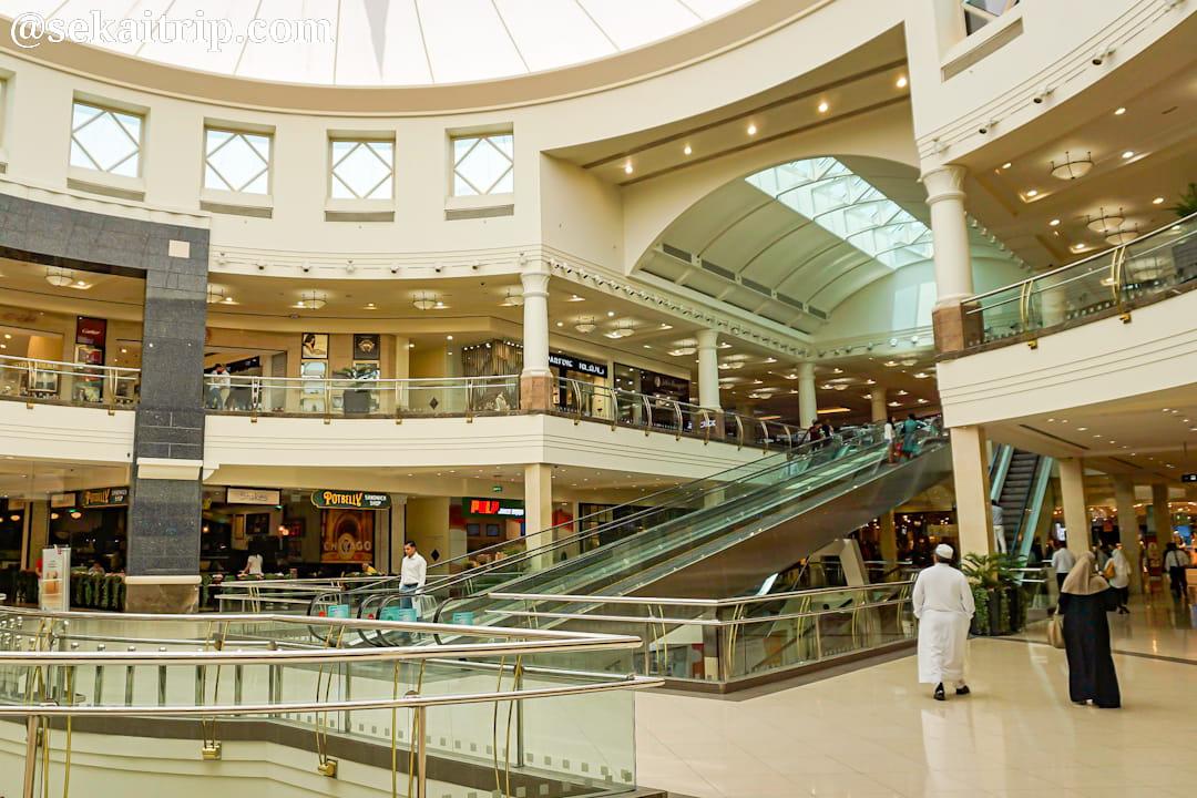 シティ・センター・デイラ(City Centre Deira)内