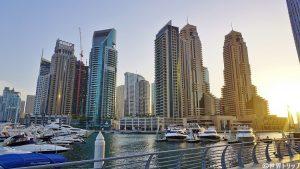 ドバイ・マリーナ(Dubai Marina)
