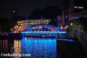 シンガポールのエルジン橋(Elgin Bridge)