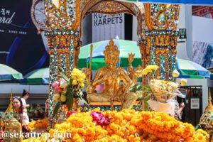 バンコクのエラワン廟(Erawan Shrine)