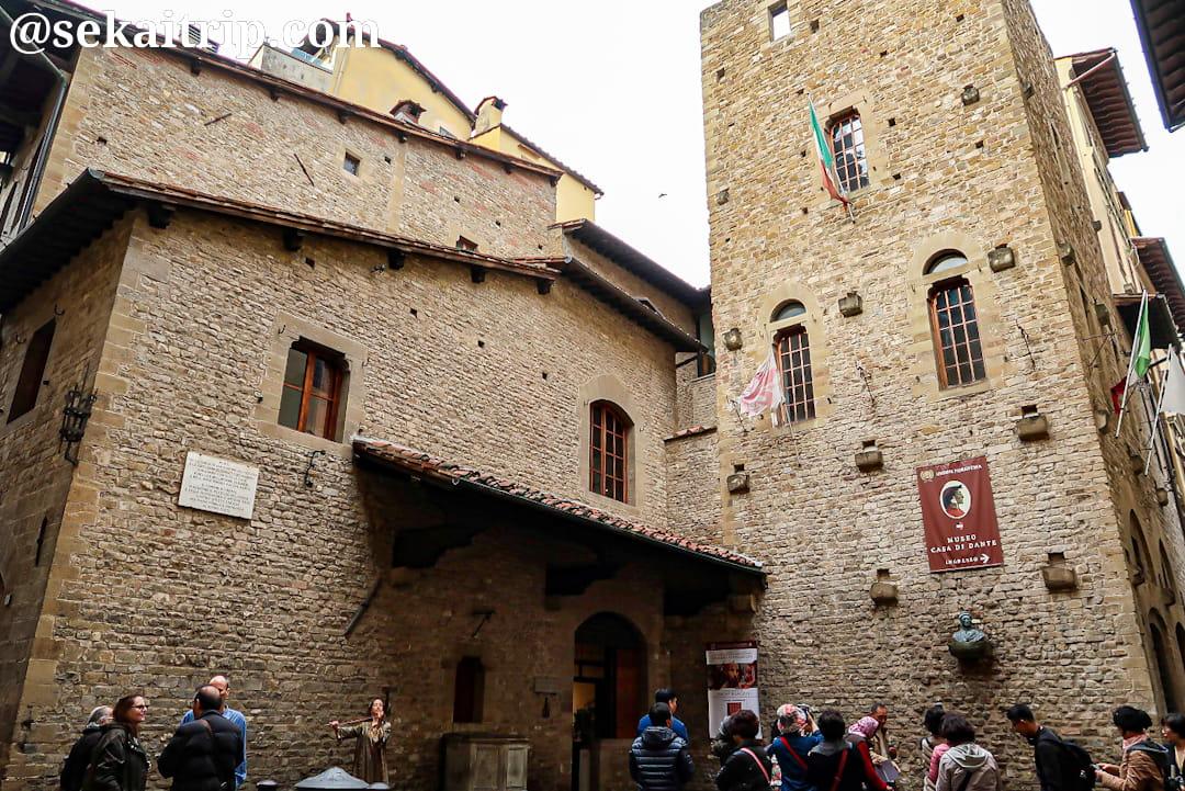 ダンテの家(Museo Casa di Dante)