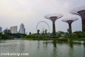 シンガポールのガーデンズ・バイ・ザ・ベイ(Gardens by the Bay)