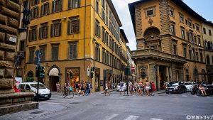 イタリア・フィレンツェのグッチ(GUCCI)本店