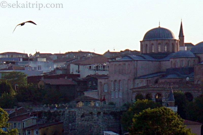 ゼイレク・モスク(Molla Zeyrek Camii)