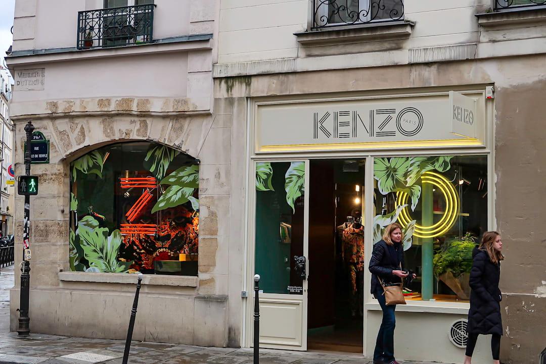ケンゾー(KENZO)本店