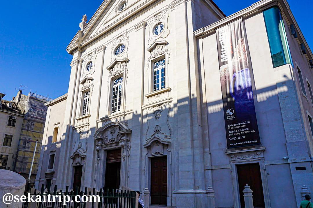 リスボンにあるポルトガル銀行(Banco de Portugal)